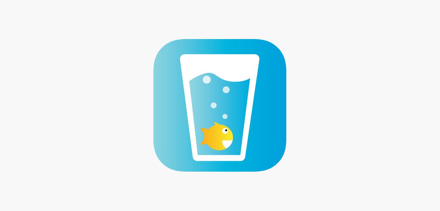 Bien s'hydrater grâce à l'application Buvez de l'eau Aquarium