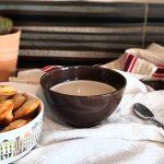 Madeleines aux pépites de chocolat sans sucre et sans beurre