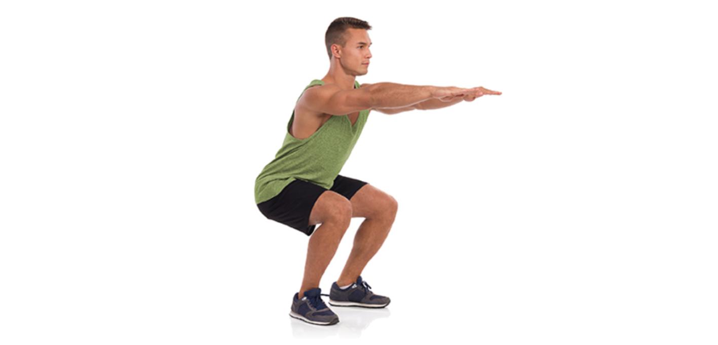 30 jours squats challenge